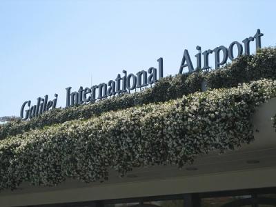 aeroporto galilei pisa