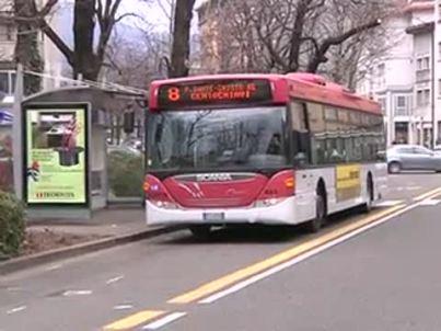 trasporto pubblico trento