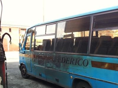 federico autobus