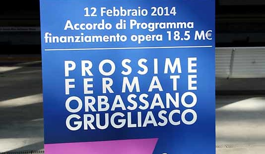 Orbassano-Torino Stura