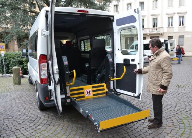 autobus studenti disabili