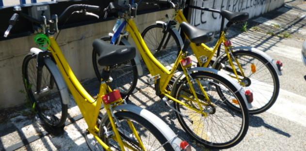 bike sharing latina