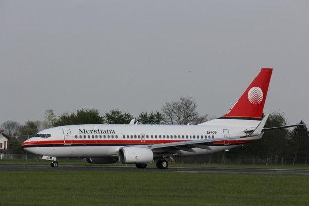 meridiana 737