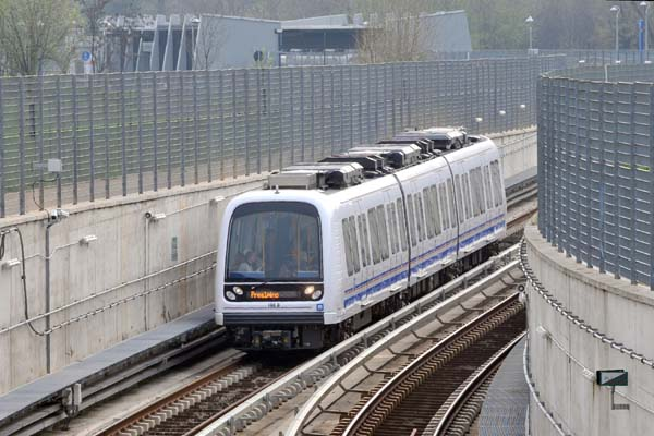 Vedute Metropolitana