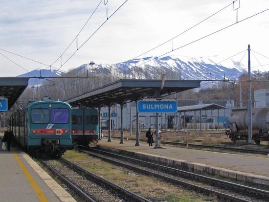 stazione sulmona