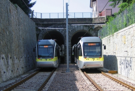 in linea tra Borgo Palazzo e Negrisoli - 28 Giugno 2009 (d)
