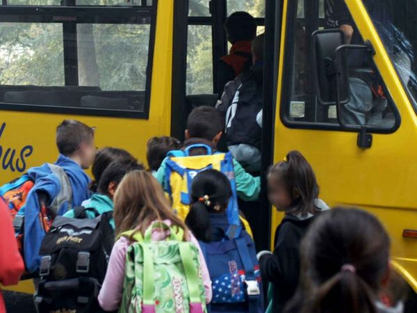 trasporto scolastico salerno