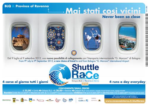 shuttle race ravenna