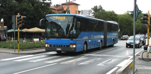 bus extraurbano padova