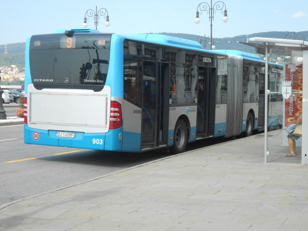 bus trieste