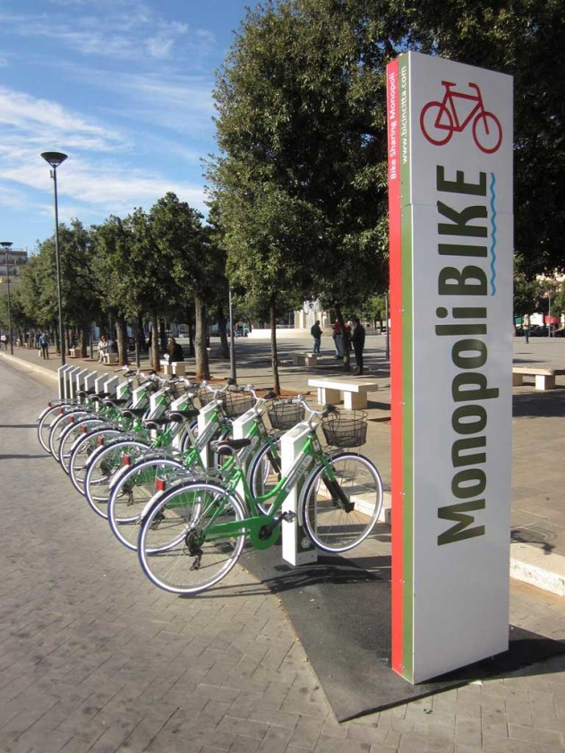 monopoli bike sharing