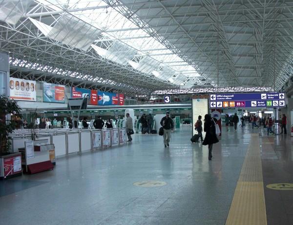 fiumicino terminal 3