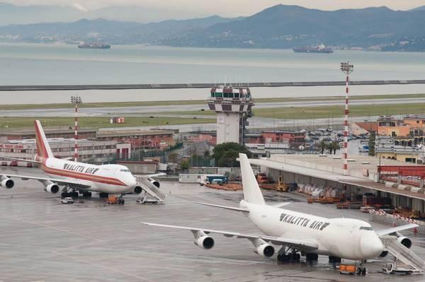 Uscita Genova Aeroporto : Mobility press aeroporto genova nella lista scali