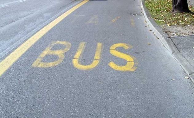 corsie preferenziali bus