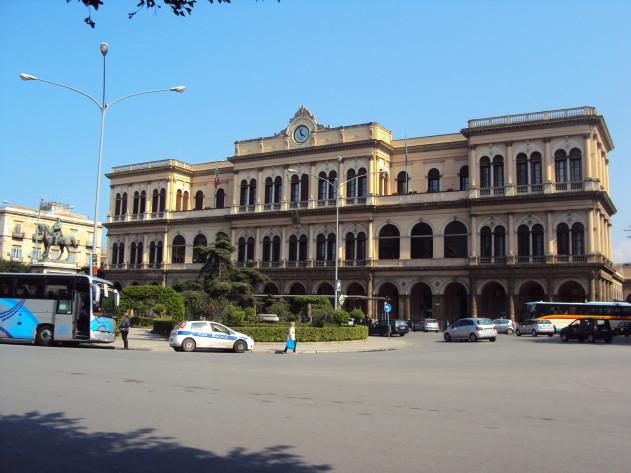 stazione palermo centrale