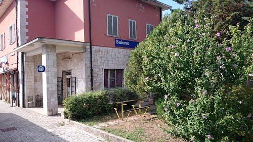 stazione bojano