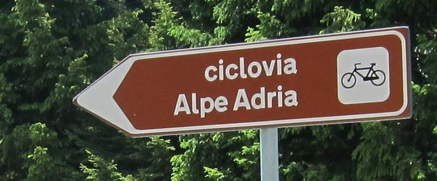 Ciclovia Alpe Adria Radweg-2