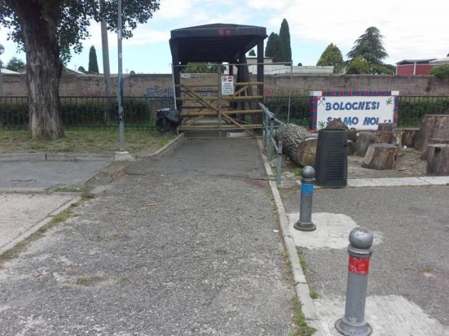 Mobility press bologna nuova vita per le due passerelle ciclopedonali sul canale di reno - Bologna finestra sul canale ...