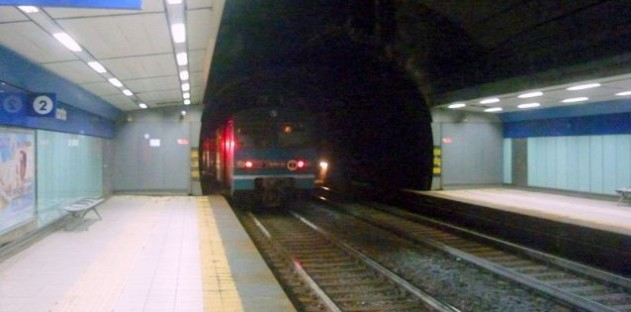 linea2 metropolitana napoli