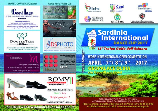 Sardina International Dance Cup