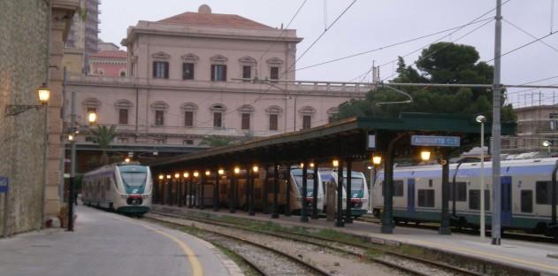 stazione agrigento